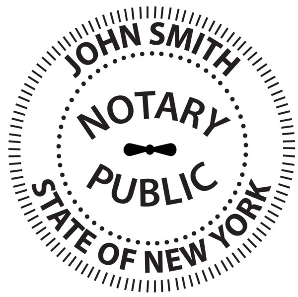 New York Notary Embosser | EMB-NOT-NY