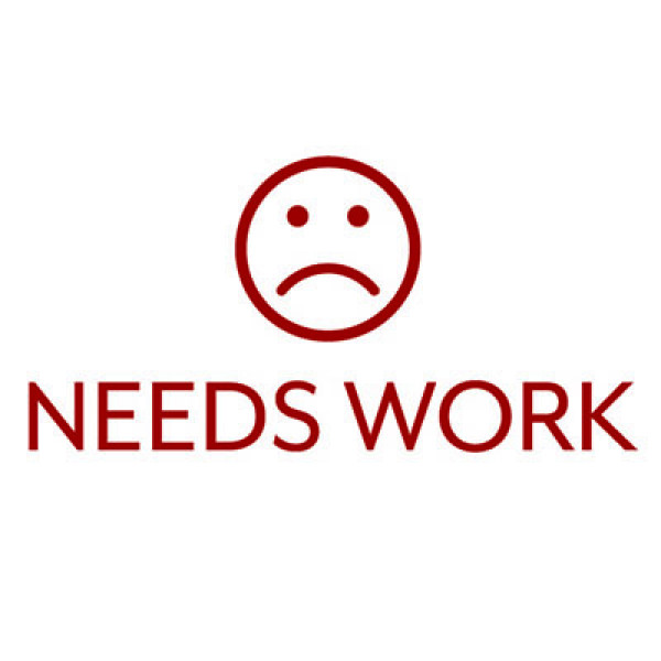 Needs Work Stamp | STA-LAS-NW
